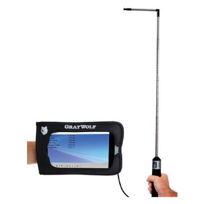 Air Velocity Meter Graywolf