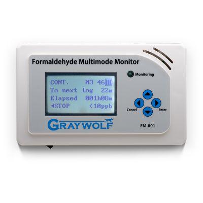 Formaldehyde Multimode Monitor Graywolf